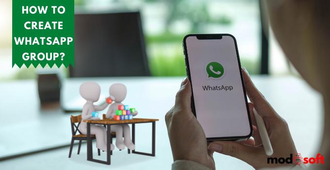 How to Create a WhatsApp Group?