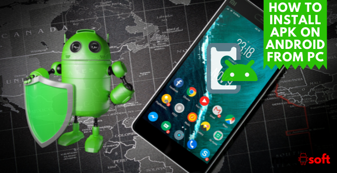 How to Install Apk on Android From PC