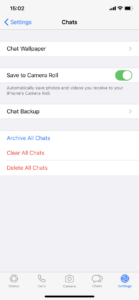 How to restore deleted WhatsApp messages on iPhone with backup