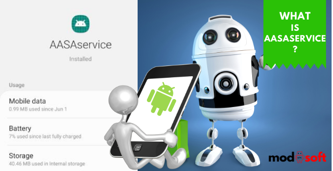 What is AASAservice Samsung and what is it for? (Android)